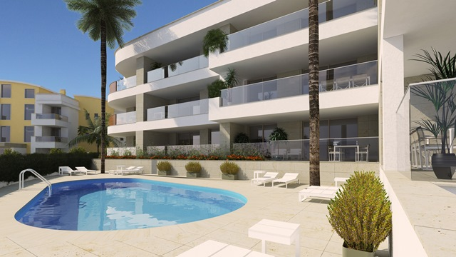 Apartments T2 Off Plan very close to Beach