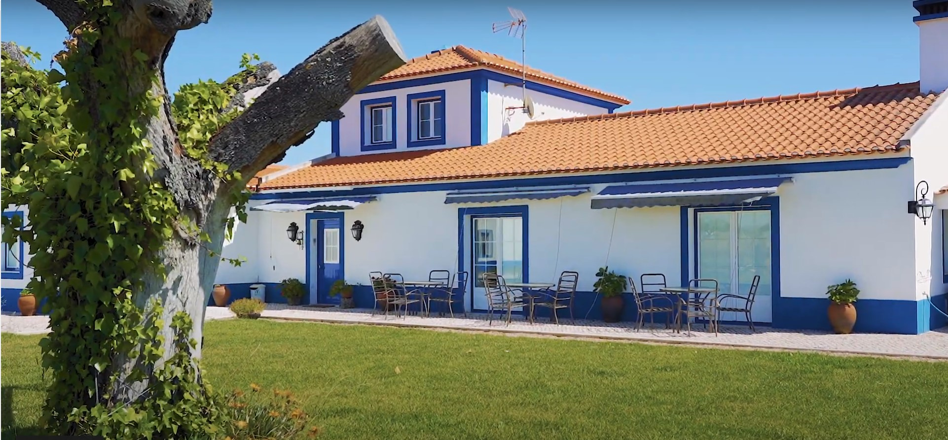 Excellent agritourism estate with an area of 33 hectares