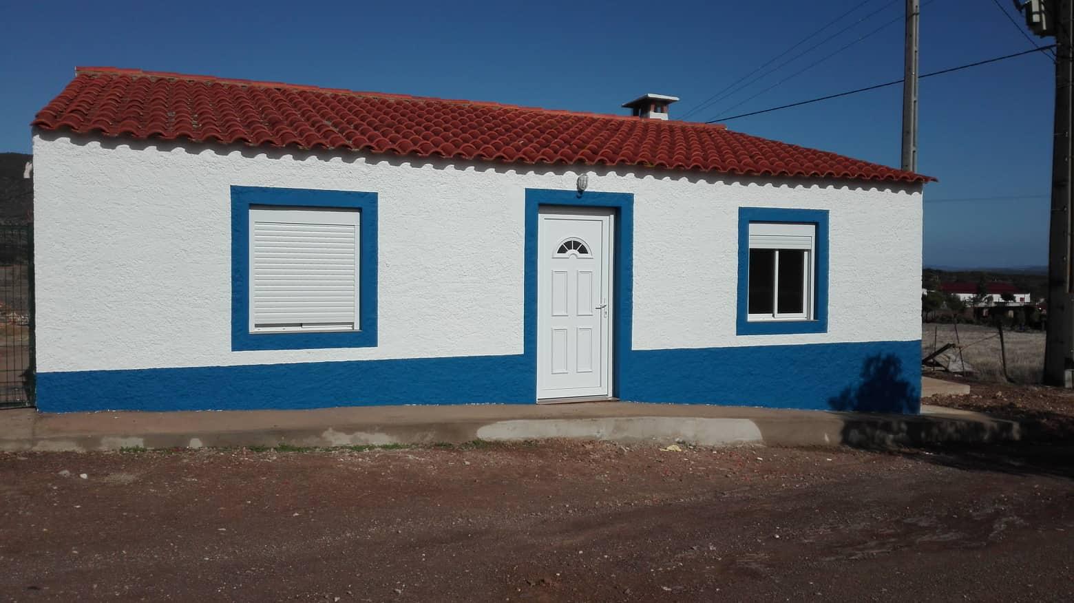 A 2-bedroom completely restored cottage in Vila Verde de Ficalho, Alentejo.