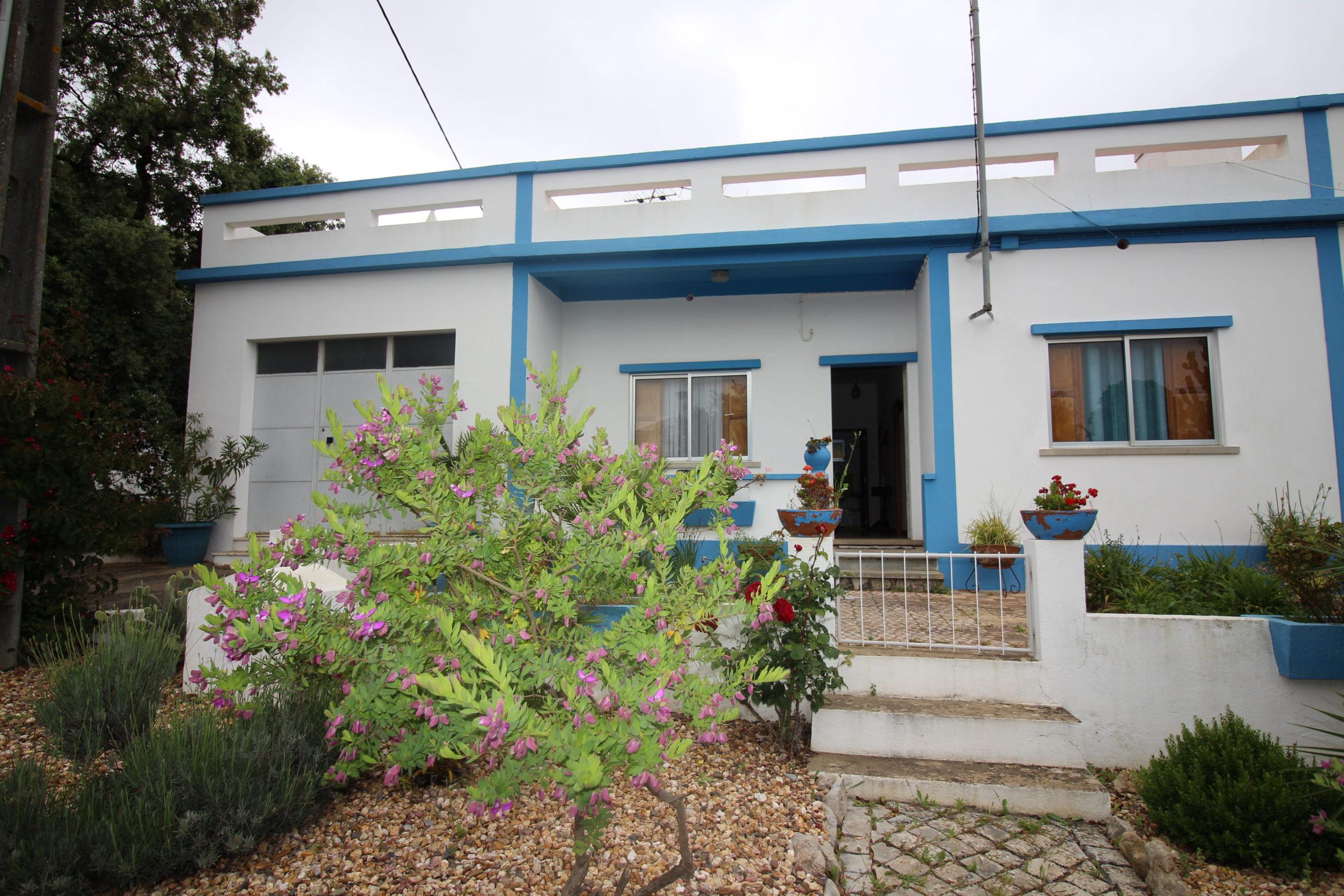 A 3-bedroom house  in the outskirts of São Brás de Alportel, Central Algarve