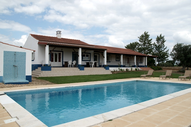 An excellent B&B near Ferreira do Alentejo