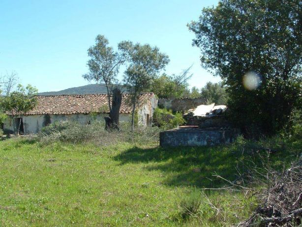 Plot, 2 urban numbers, with ruin with splendid country views.