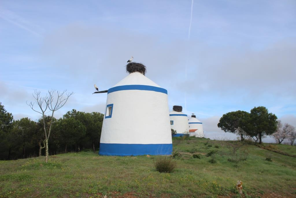 A traditional 3-bedroom Monte with 3 windmills, Alentejo