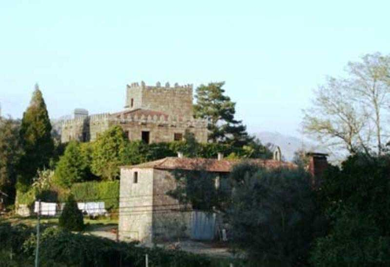 Historic Castle  in Ponte de Lima