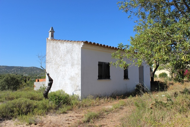 Permission to construct M2, Quelfes, East Algarve