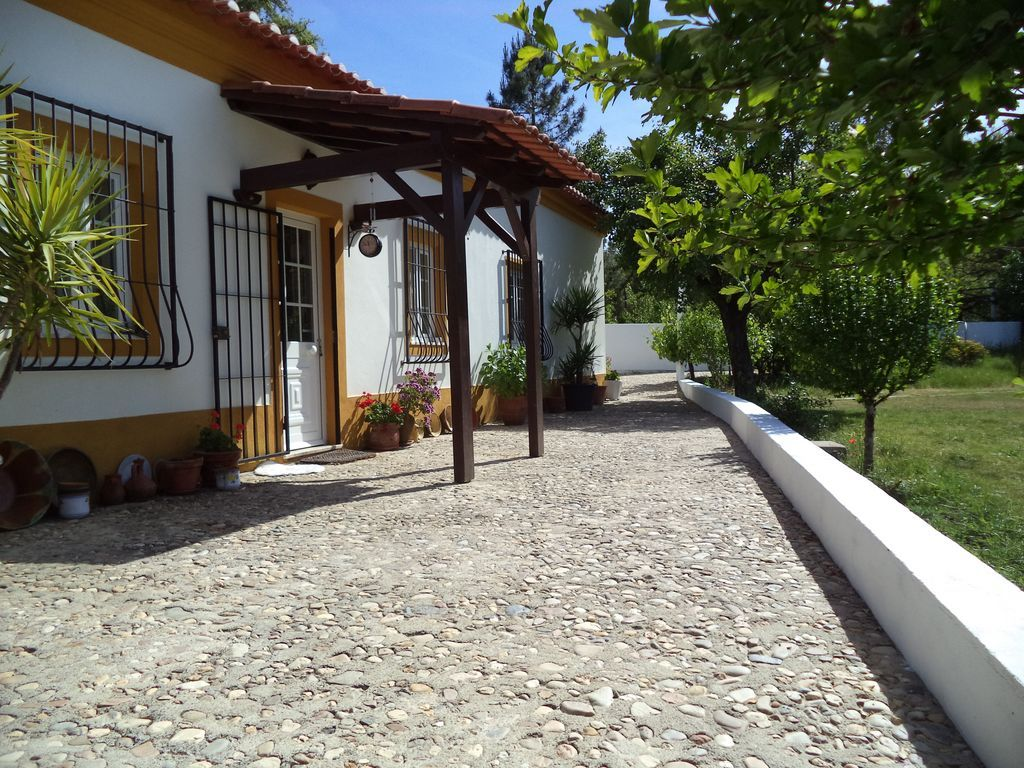 Herdade plus chalet and pool in Galveias, Alentejo – REDUCED